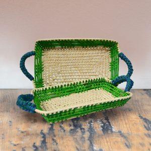 Bandeja Café da Manhã Verde