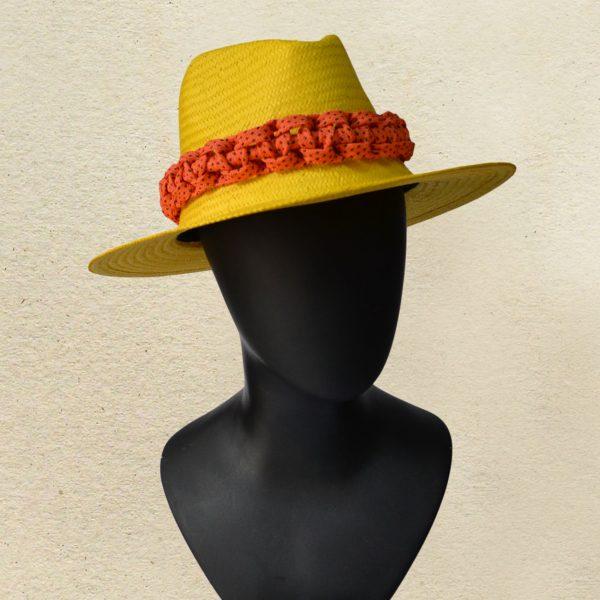 Chapéu Panamá Color